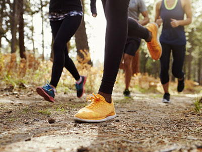 Running Trail
